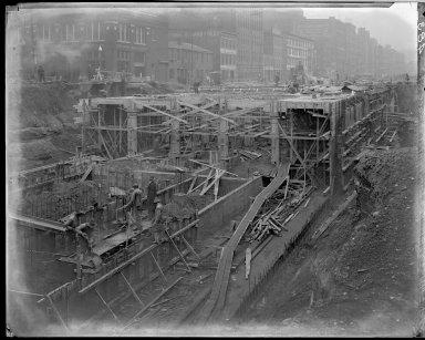 Rapid Transit Photographs -- Box 14, Folder 37 (February 2, 1921 - February 3, 1921) -- negative, 1921-02-02, 2:22 P.M.