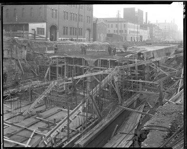 Rapid Transit Photographs -- Box 14, Folder 38 (February 3, 1921) -- negative, 1921-02-03, 3:25 P.M.
