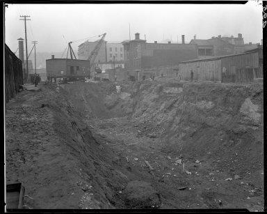 Rapid Transit Photographs -- Box 14, Folder 39 (February 3, 1921 - February 14, 1921) -- negative, 1921-02-03, 3:33 P.M.