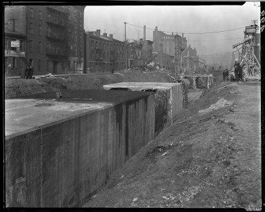 Rapid Transit Photographs -- Box 14, Folder 39 (February 3, 1921 - February 14, 1921) -- negative, 1921-02-14, 10:26 A.M.