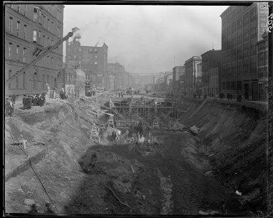 Rapid Transit Photographs -- Box 14, Folder 39 (February 3, 1921 - February 14, 1921) -- negative, 1921-02-14, 3:19 P.M.
