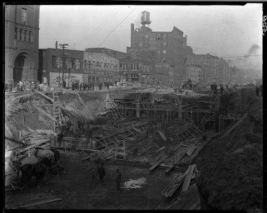 Rapid Transit Photographs -- Box 14, Folder 41 (February 24, 1921 - February 25, 1921) -- negative, 1921-02-14, 3:25 P.M.