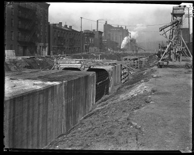 Rapid Transit Photographs -- Box 14, Folder 42 (February 25, 1921 - February 26, 1921) -- negative, 1921-02-26, 10:25 A.M.