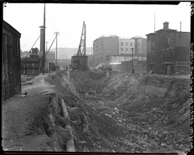 Rapid Transit Photographs -- Box 14, Folder 43 (February 26, 1921) -- negative, 1921-02-26, 11:27 A.M.
