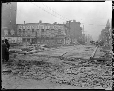 Rapid Transit Photographs -- Box 14, Folder 43 (February 26, 1921) -- negative, 1921-02-26, 3:18 P.M.
