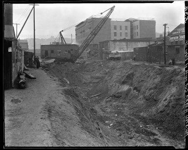 Rapid Transit Photographs -- Box 14, Folder 45 (March 3, 1921) -- negative, 1921-03-03, 10:39 A.M.