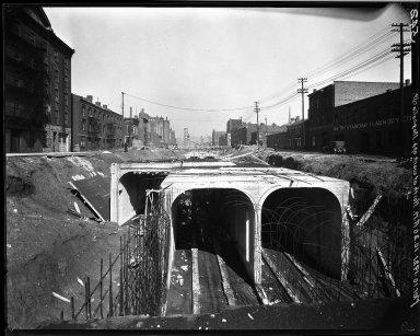 Rapid Transit Photographs -- Box 14, Folder 46 (March 4, 1920 - March 10, 1921) -- negative, 1921-03-10, 10:20 A.M.