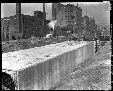 Rapid Transit Photographs -- Box 15, Folder 01 (March 10, 1921) -- negative, 1921-03-10, 10:38 A.M.