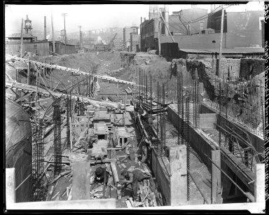 Rapid Transit Photographs -- Box 15, Folder 01 (March 10, 1921) -- negative, 1921-03-10, 10:57 A.M.
