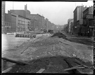 Rapid Transit Photographs -- Box 15, Folder 02 (March 10, 1921) -- negative, 1921-03-10, 2:37 P.M.