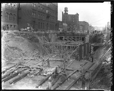 Rapid Transit Photographs -- Box 15, Folder 03 (Mar. 18, 1921) -- negative, 1921-03-18, 2:16 P.M.