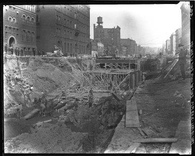 Rapid Transit Photographs -- Box 15, Folder 03 (Mar. 18, 1921) -- negative, 1921-03-18, 2:09 P.M.