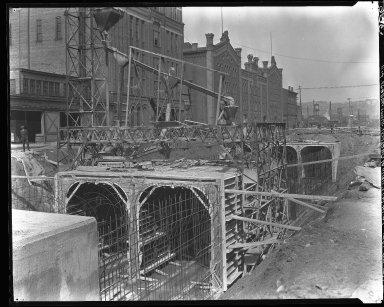 Rapid Transit Photographs -- Box 15, Folder 05 (March 22, 1921 - March 25, 1921) -- negative, 1921-03-25, 10:14 A.M.
