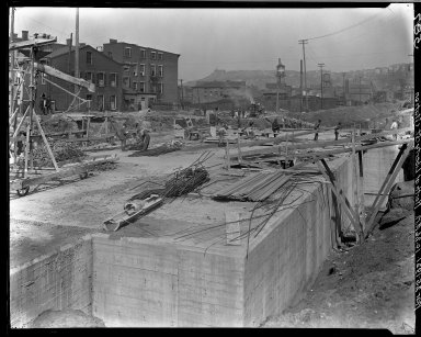 Rapid Transit Photographs -- Box 15, Folder 05 (March 22, 1921 - March 25, 1921) -- negative, 1921-03-25, 10:26 A.M.
