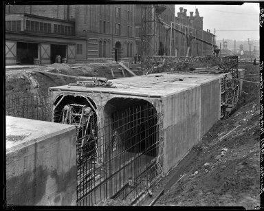 Rapid Transit Photographs -- Box 15, Folder 07 (April 1, 1921) -- negative, 1921-04-01, 10:39 A.M.