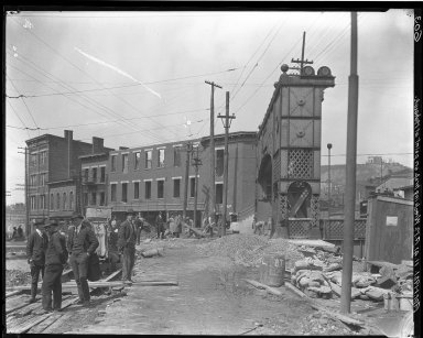 Rapid Transit Photographs -- Box 15, Folder 08 (April 1, 1921) -- negative, 1921-04-01, 11:41 A.M.