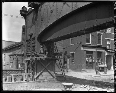 Rapid Transit Photographs -- Box 15, Folder 08 (April 1, 1921) -- negative, 1921-04-01, 11:54 A.M.