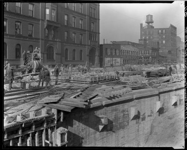 Rapid Transit Photographs -- Box 15, Folder 09 (April 1, 1921 - April 7, 1921) -- negative, 1921-04-01, 3:17 P.M.