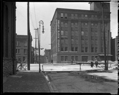 Rapid Transit Photographs -- Box 15, Folder 10 (April 8, 1921 - April 12, 1921) -- negative, 1921-04-12, 10:34 A.M.