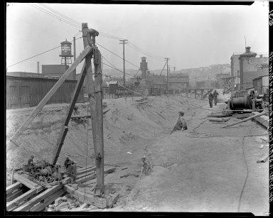 Rapid Transit Photographs -- Box 15, Folder 12 (April 12, 1921 - April 13, 1921) -- negative, 1921-04-13, 10:49 A.M.