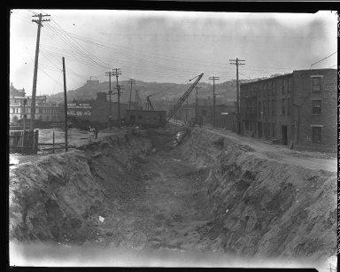Rapid Transit Photographs -- Box 15, Folder 12 (April 12, 1921 - April 13, 1921) -- negative, 1921-04-13, 11:01 A.M.