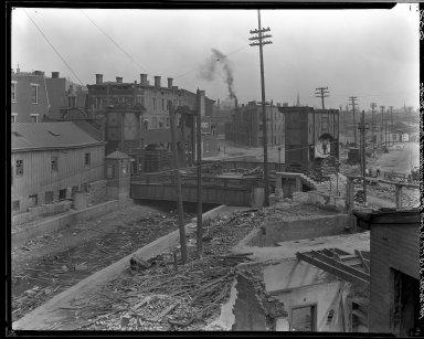 Rapid Transit Photographs -- Box 15, Folder 16 (April 26, 1921 - April 27, 1921) -- negative, 1921-04-26, 3:15 P.M.