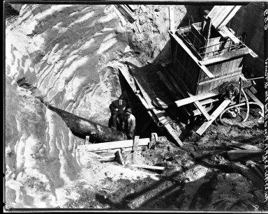 Rapid Transit Photographs -- Box 15, Folder 17 (April 27, 1921 - May 4, 1921) -- negative, 1921-04-27, 2:34 P.M.