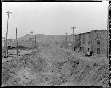 Rapid Transit Photographs -- Box 15, Folder 18 (May 4, 1921) -- negative, 1921-05-04, 11:13 A.M.