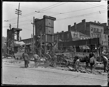 Rapid Transit Photographs -- Box 15, Folder 19 (May 5, 1921) -- negative, 1921-05-05, 11:07 A.M.