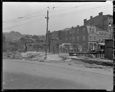 Rapid Transit Photographs -- Box 15, Folder 29 (June 10, 1921) -- negative, 1921-06-10, 10:35 A.M.