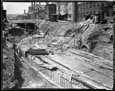 Rapid Transit Photographs -- Box 15, Folder 30 (June 10, 1921 - June 16, 1921) -- negative, 1921-06-16, 2:44 P.M.