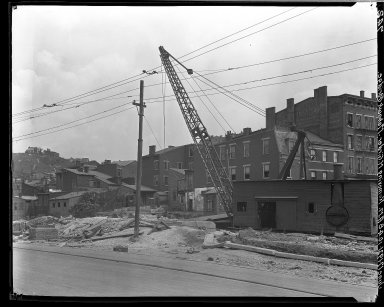 Rapid Transit Photographs -- Box 15, Folder 31 (June 16, 1921 - June 17, 1921) -- negative, 1921-06-17, 10:48 A.M.