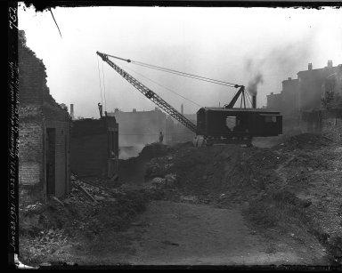 Rapid Transit Photographs -- Box 15, Folder 32 (June 17, 1921 - June 23, 1921) -- negative, 1921-06-23, 10:32 A.M.