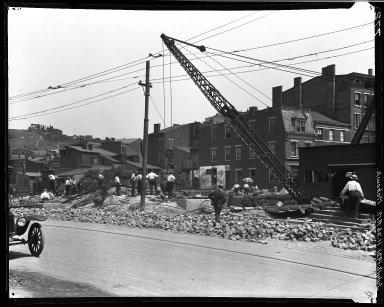 Rapid Transit Photographs -- Box 16, Folder 01 (July 12, 1921) -- negative, 1921-07-12, 11:26 A.M.