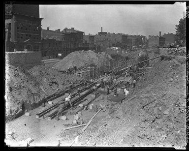 Rapid Transit Photographs -- Box 16, Folder 02 (July 20, 1921 - July 22, 1921) -- negative, 1921-07-20, 9:47 A.M.