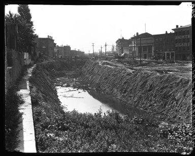 Rapid Transit Photographs -- Box 16, Folder 02 (July 20, 1921 - July 22, 1921) -- negative, 1921-07-20, 10:16 A.M.