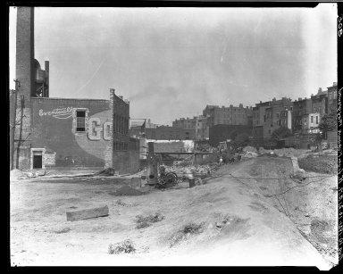 Rapid Transit Photographs -- Box 16, Folder 03 (August 3, 1921 - August 10, 1921) -- negative, 1921-08-10, 10:21 A.M.