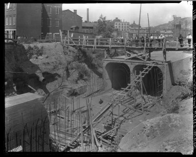 Rapid Transit Photographs -- Box 16, Folder 04 (August 10, 1921) -- negative, 1921-08-10, 11:23 A.M.