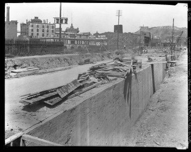 Rapid Transit Photographs -- Box 16, Folder 04 (August 10, 1921) -- negative, 1921-08-10, 11:17 A.M.