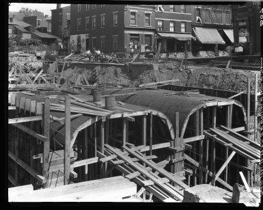 Rapid Transit Photographs -- Box 16, Folder 04 (August 10, 1921) -- negative, 1921-08-10, 10:39 A.M.