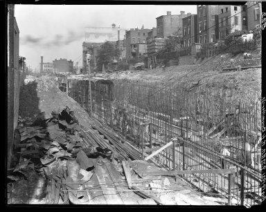 Rapid Transit Photographs -- Box 16, Folder 06 (August 16, 1921 - August 19, 1921) -- negative, 1921-08-19, 9:37 A.M.