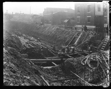 Rapid Transit Photographs -- Box 16, Folder 08 (August 19, 1921 - August 25, 1921) -- negative, 1921-08-25, 10:09 A.M.
