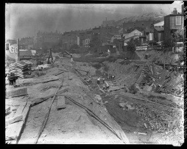 Rapid Transit Photographs -- Box 16, Folder 08 (August 19, 1921 - August 25, 1921) -- negative, 1921-08-25, 10:41 A.M.