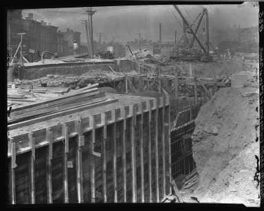 Rapid Transit Photographs -- Box 16, Folder 08 (August 19, 1921 - August 25, 1921) -- negative, 1921-08-25, 10:55 A.M.