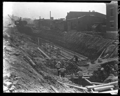 Rapid Transit Photographs -- Box 16, Folder 10 (September 1, 1921) -- negative, 1921-09-01, 10:40 A.M.
