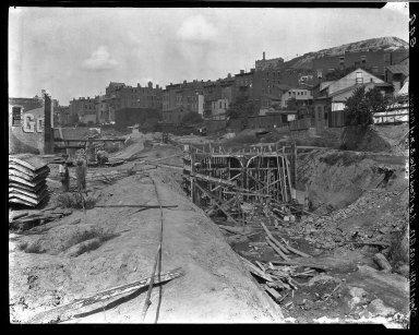 Rapid Transit Photographs -- Box 16, Folder 10 (September 1, 1921) -- negative, 1921-09-01, 11:02 A.M.