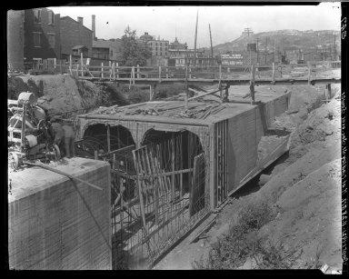 Rapid Transit Photographs -- Box 16, Folder 11 (September 1, 1921 - September 8, 1921) -- negative, 1921-09-01, 11:28 A.M.