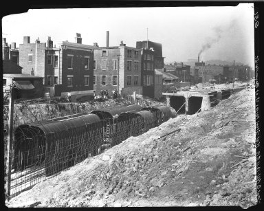 Rapid Transit Photographs -- Box 16, Folder 11 (September 1, 1921 - September 8, 1921) -- negative, 1921-09-08, 10:11 A.M.
