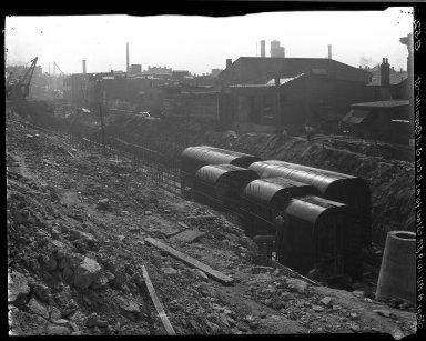 Rapid Transit Photographs -- Box 16, Folder 11 (September 1, 1921 - September 8, 1921) -- negative, 1921-09-08, 10:19 A.M.