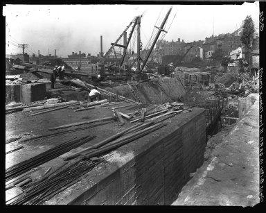 Rapid Transit Photographs -- Box 16, Folder 12 (September 8, 1921 - September 16, 1921) -- negative, 1921-09-08, 10:45 A.M.